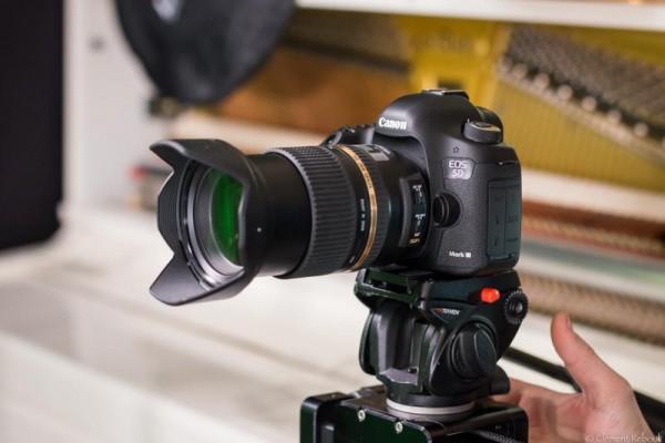 Photo Canon 5d captation video
