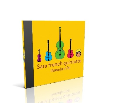 cd Sara French Sextet amada mia