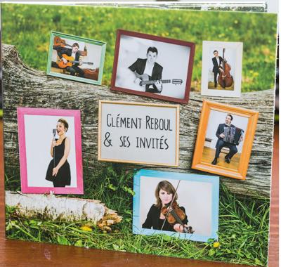 Clément Reboul et ses invités nouveau cd